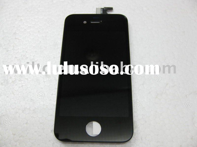 Wholesale for iphone 4 lcd screen with digitize replacement