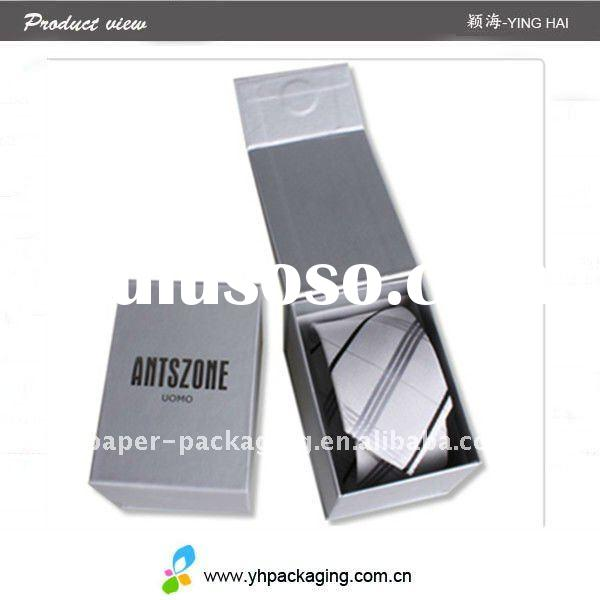 Wholesale gift boxes suit tie & watch packing