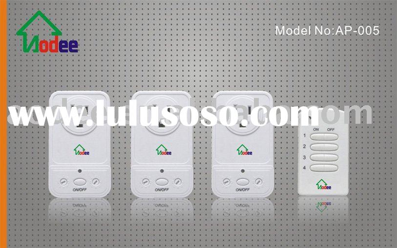 Wireless remote control Wall Outlet,wireless,RF,remote control,Wall Outlet