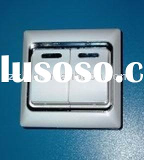Wireless remote control lighting switch KL86-2