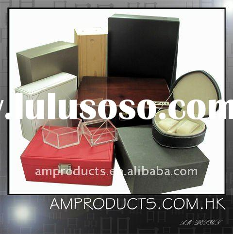 Wooden Box, Paper Box, Leather Box, Acrylic Box, All kind of Boxes