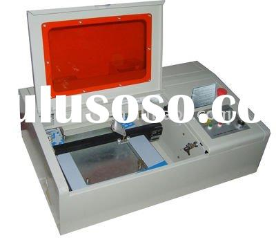 XK-40A mini cnc laser engraving machine
