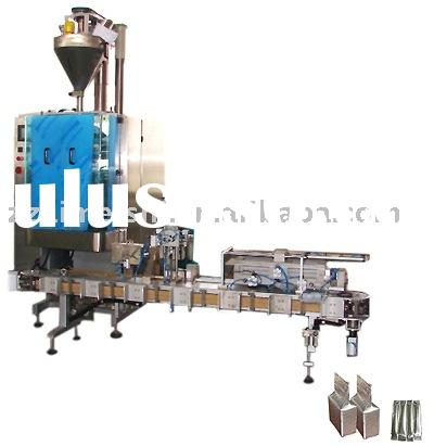 ZB1000 Automatic vacuum packaging machine,Coffee powder,Flavoring,Seasoning, food, additive, Tea ,Me