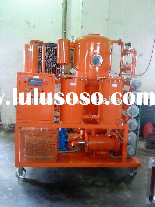 ZY-100 Used Insulation oil/transformer oil recycling plant