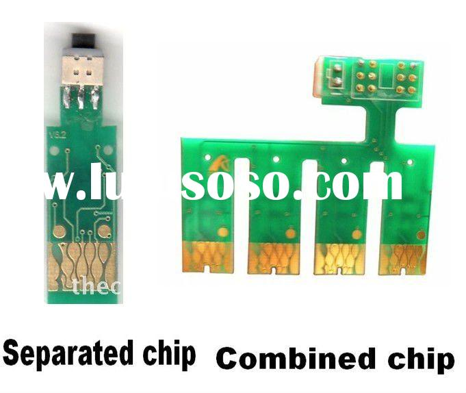 (ARC-E-T1281R) auto reset chip ARC ink inkjet cartridge chip for Epson T1281/T1282/T1283/T1284 Stylu