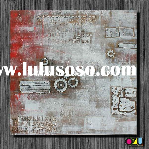 (Hot!)Fabric Painting Designs/Modern Abstract Oil Painting