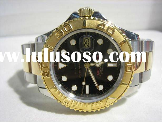 accept paypal,2011 hot selling branded designer watches men