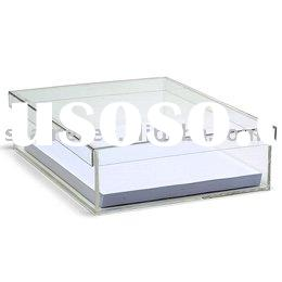 acrylic box,box with lid,clear gift box