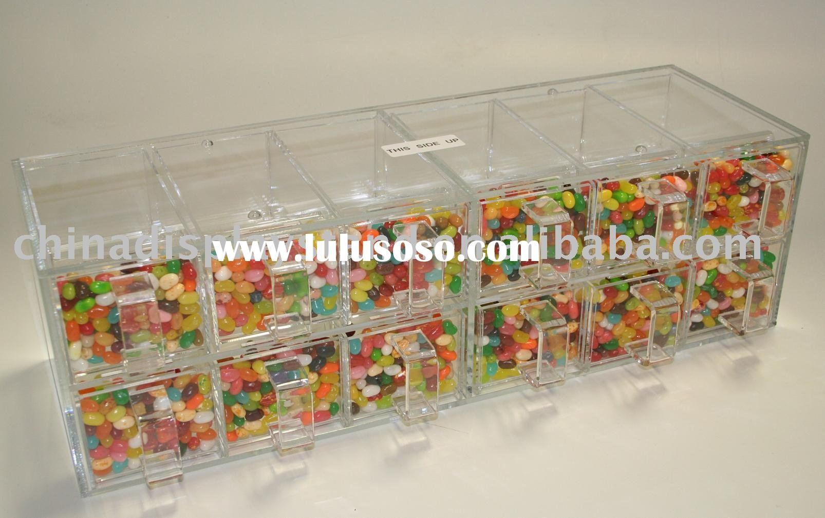 acrylic candy box,acrylic display,gift box,acrylic case,acrylic holder,acrylic showcase