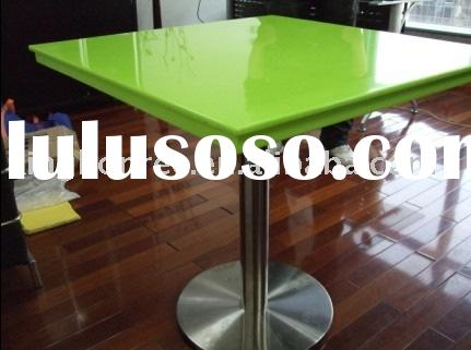 acrylic solid surface table top