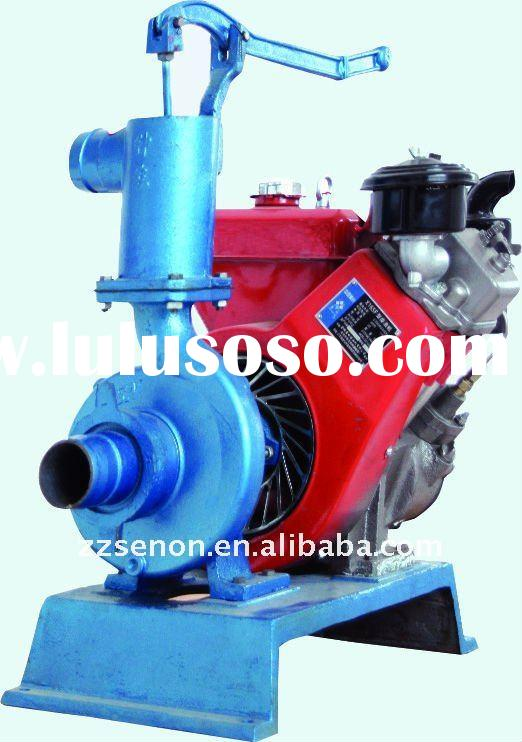 agricultural irrigation diesel water pump 3.8HP
