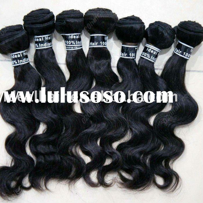 all texture indian body wave braiding hair with factory price