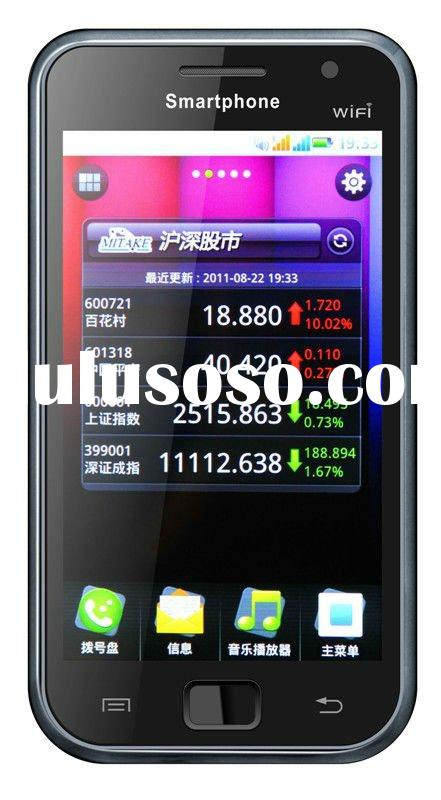 android mobile phone X19I,support wifi,gps,tv,mobile AP,support 3G wcdma network