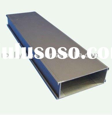 anodizing aluminum extruded profile for sliding window &construction materials