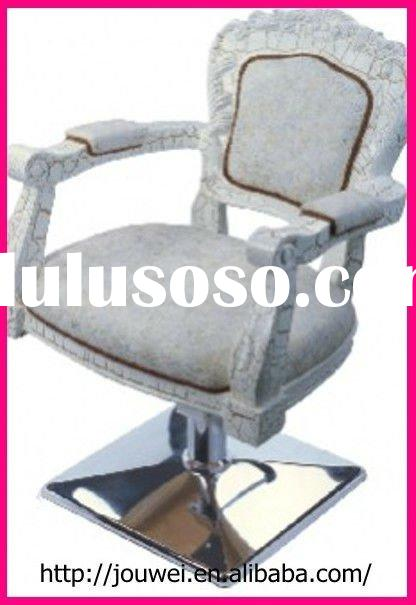 antique PU lady's barber chair/styling chair/salon furniture/salon beauty chair/hydraulic ch
