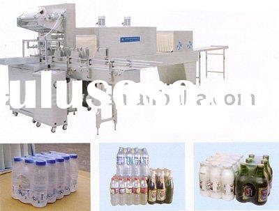 automatic heat shrink packaging machine