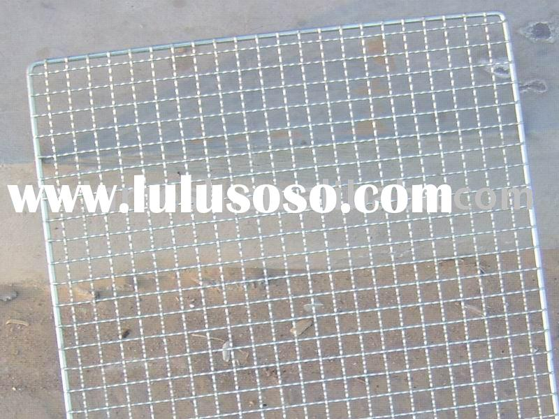 barbecue wire mesh/barbecue grill netting/barbecue grill wire mesh/wire mesh/wire netting/welded wir