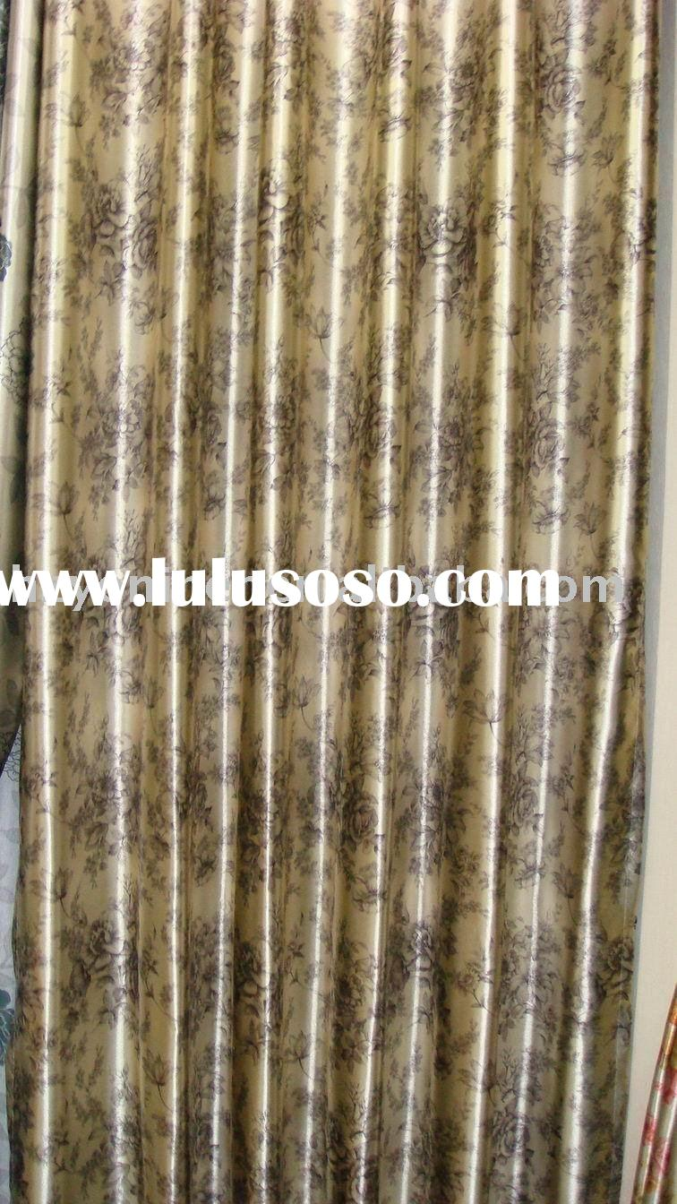 blackout curtains fabric
