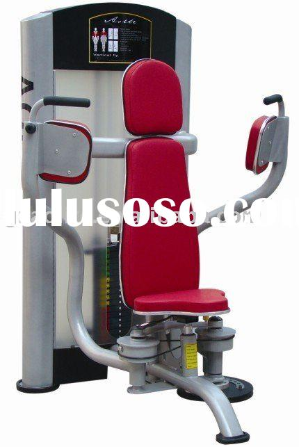 butterfly pectoral machine fitness exercise equipment