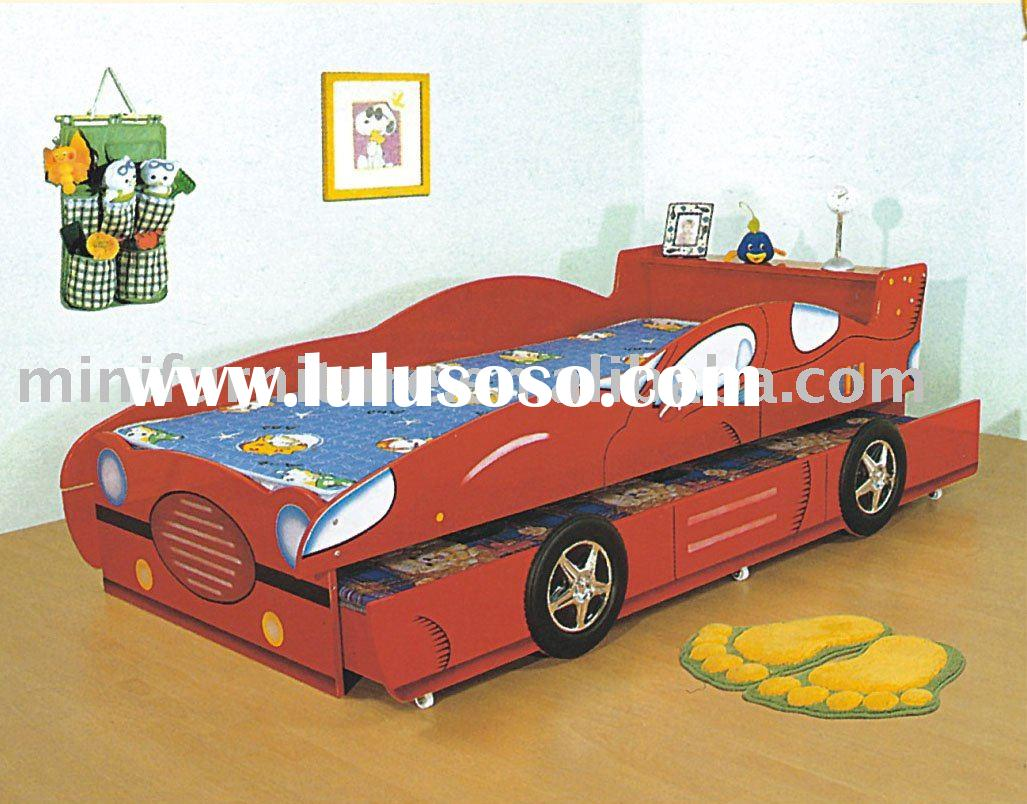 car style kid's bedroom furniture A03-R