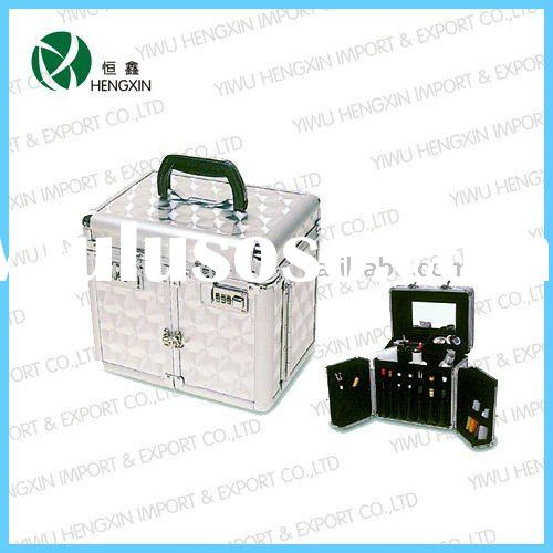 cheap cosmetic case jewelry box make up case