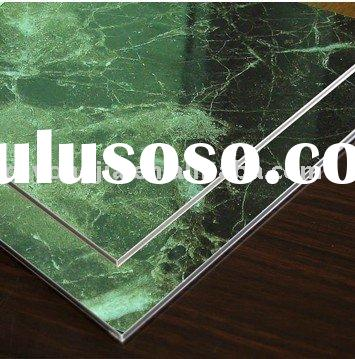 curtain wall marble aluminium composite panel building material
