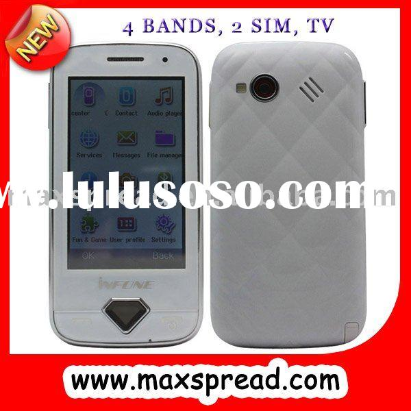 dual sim telefono movil, gsm tv mobile phone, quad band cellphones