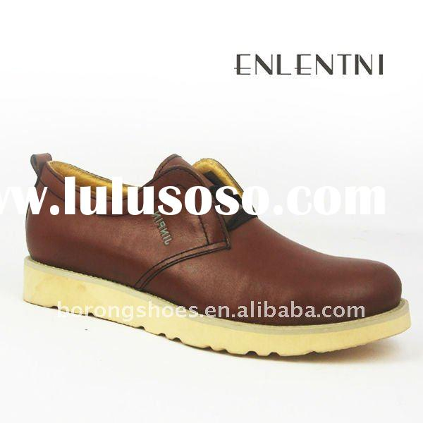 fashion winter leather shoes