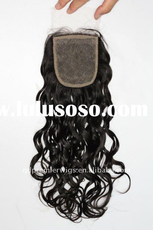 high quality silk base top lace closure