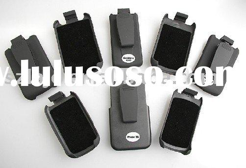 holster with kickstand case for blackberry