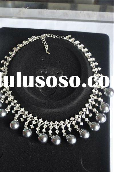 hot selling wholesale fashion new design pearl necklace