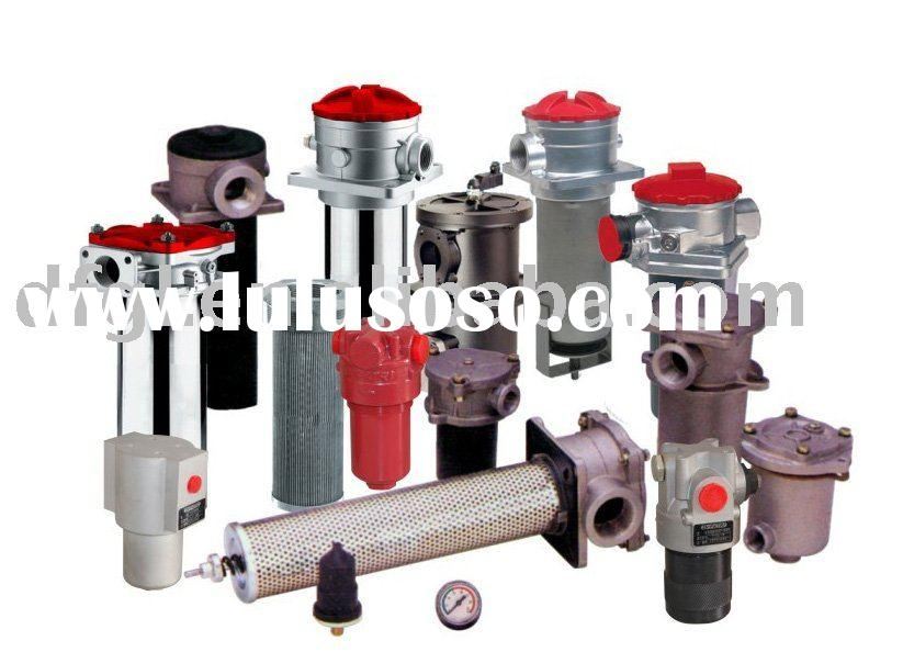 hydraulic filter (suction filter,return filter,line filter,plated connection filter)---Industrial Fi