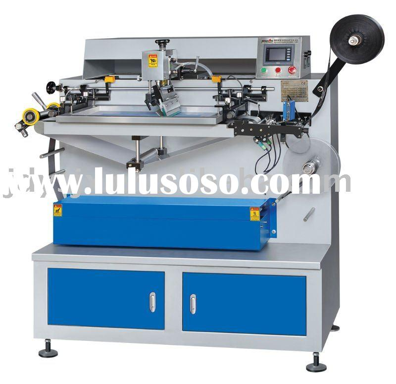 label making machine/one color screen printing machine(JDZ1013)