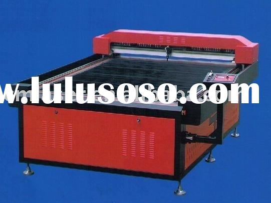 laser cutting lathe/laser cutting bed( MDF/ABS/acrylic/rubber)