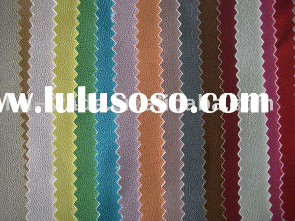 man made leather, shoe making material, pu artificial leather