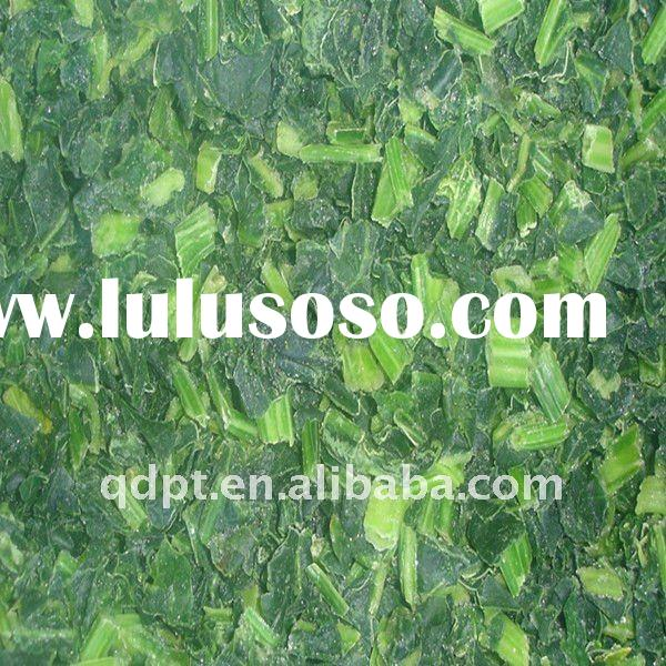 new corp IQF spinach leaves(FDA,HACCP,ISO)