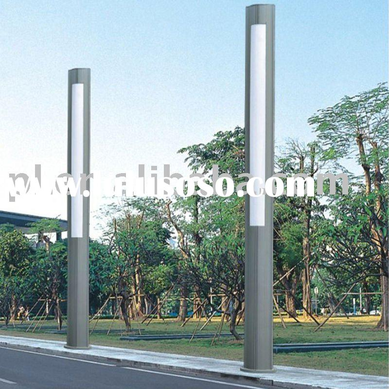 new design aluminium garden light landscape light/PA-1202/garden pole 3m/4m/5m