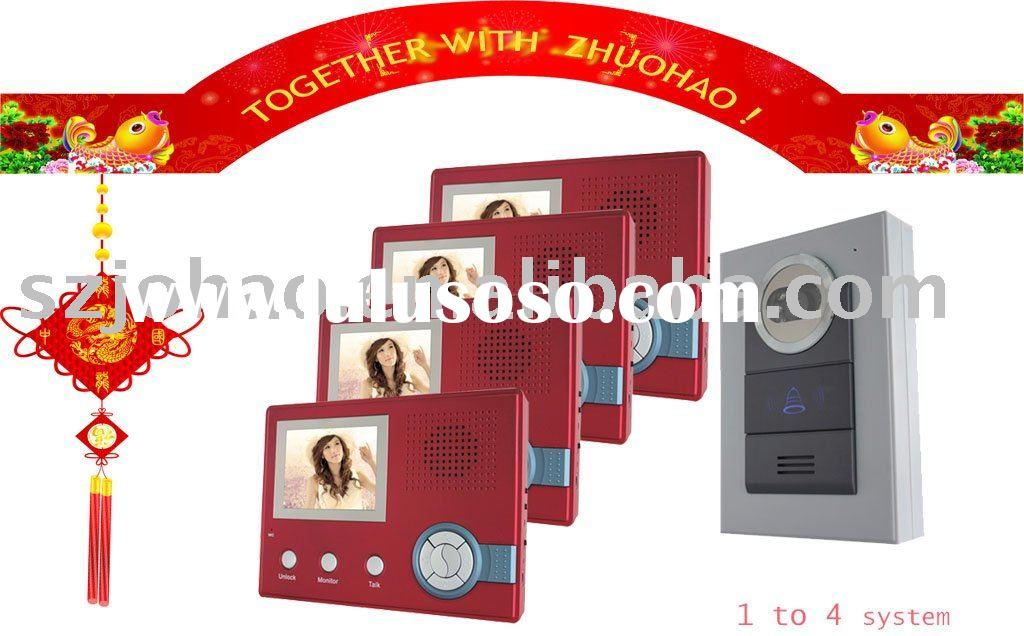 new innovative products--wireless video door phone
