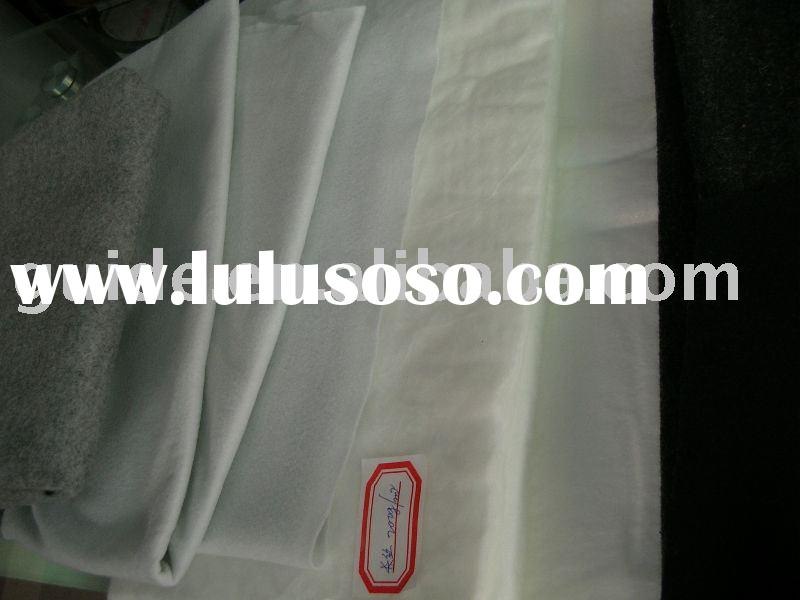 polyester (PET) needle punched nonwoven fabric