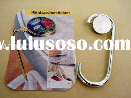 purse hanger , purse hook , bag hanger