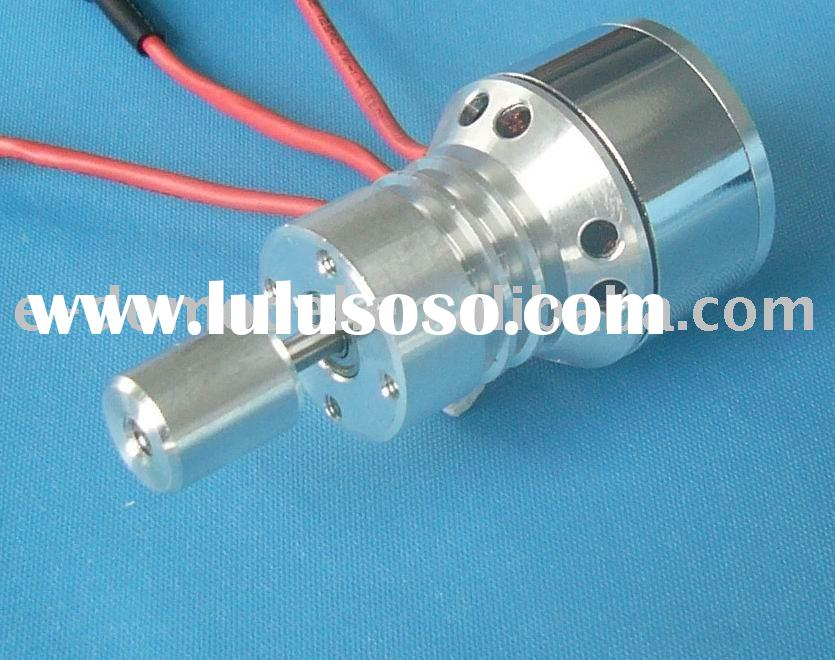rc model airplane accessory parts: out runner brushless motor 4300kv