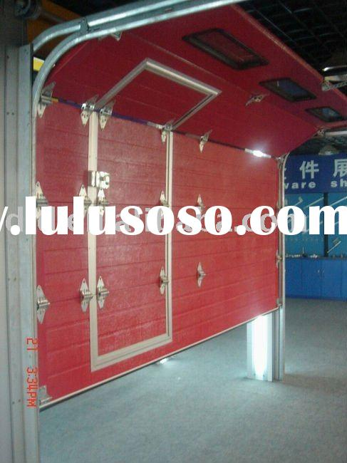 sectional garage door,automatic garage door,industrial doors