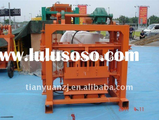 small concrete block making machineQTJ40B2