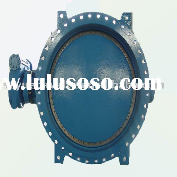 soft seated QT500-7 butterfly valve