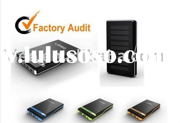solar cell charger /mobile phone charger forIpad, PDA, Bluetooth,Digital Camera,DVD player etc.with