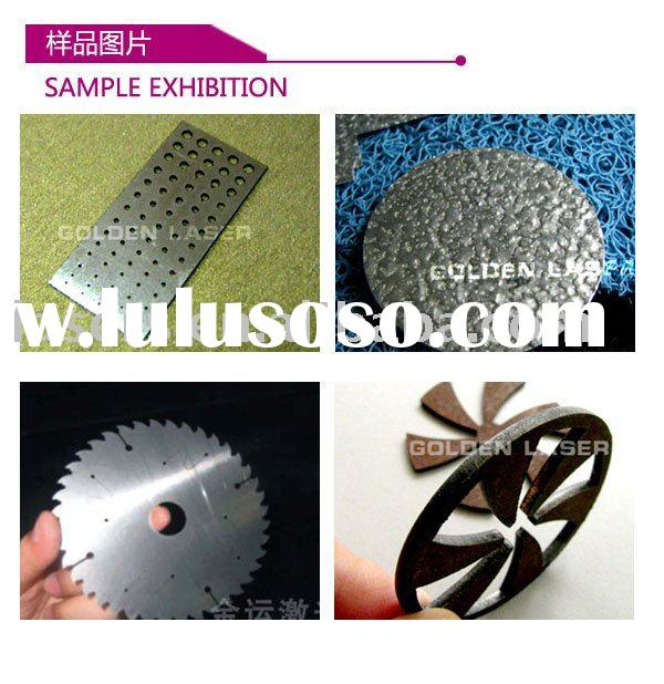 steel laser cutting machine/copper laser cutter/titanium laser cutting equipment