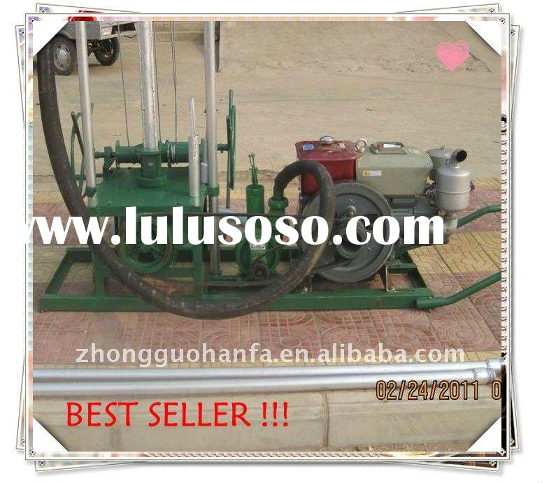 the most economic and practical HF80 portable water well drilling equipment