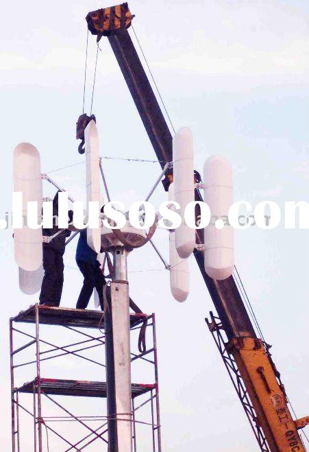 vertical wind turbine with resistance blades alternative energy your family