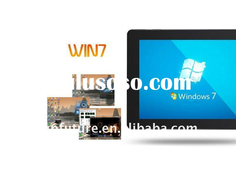 windows Tablet PC with intel dual core N550 CPU