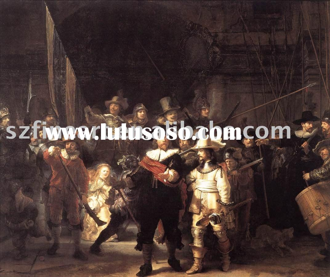 100% Handmade Classical Oil Painting Reprodcution (Museum quality)